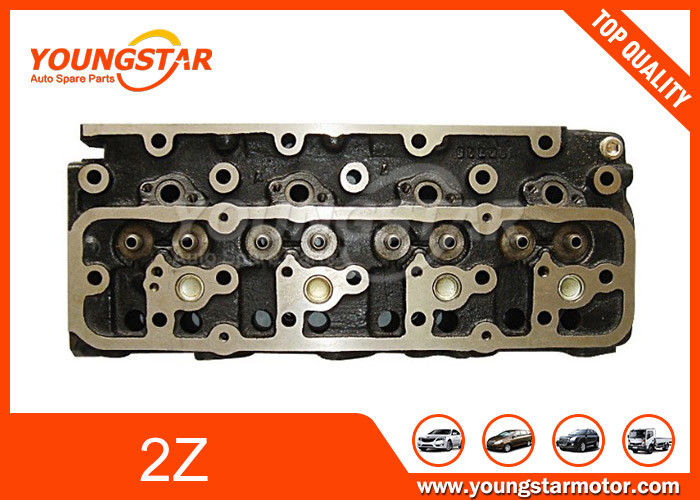 Casting Iron Engine Cylinder Head For TOYOTA Forklift 2Z 7F  11101-78302 11101-78300
