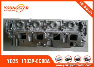 닛산 Navara YD25 실린더 해드 2.5DDTI DOHC 16V 2005년 - 11039 - EC00A
